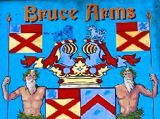 BRUCE ARMS - A Traditional Country Pub with a Campsite in the heart of rural Wiltshire
